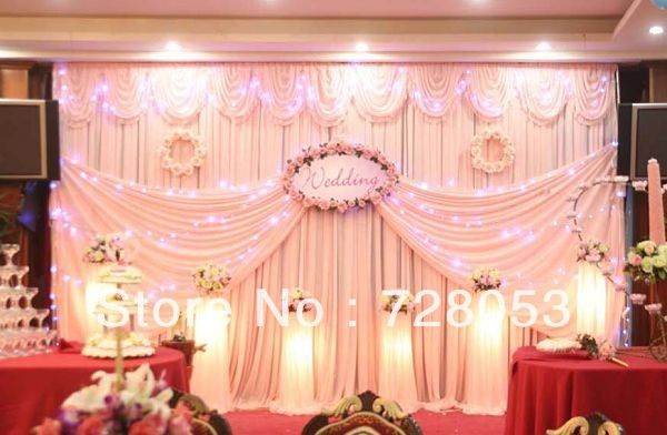 Stage backdrop design promotion online shopping for promotional wedding backdrop stage backgroud party backgroud decoration curtain 10 online buy wholesale wedding backdrop design from china wedding new design junglespirit Gallery