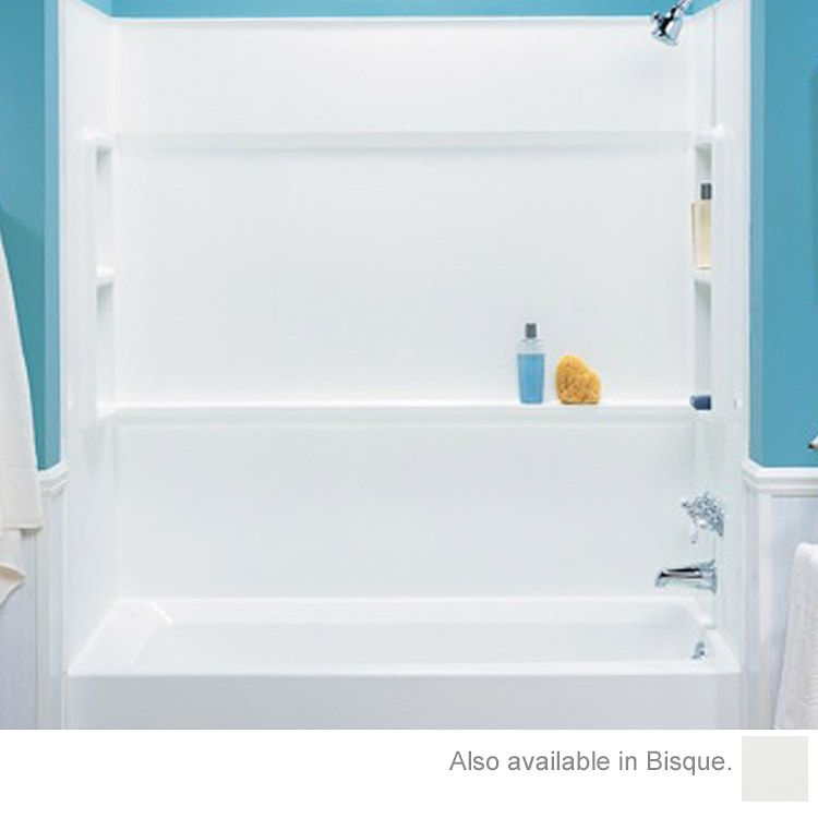Bathtubs Showers Swan Ba03060 018 Bathtub Walls Tub Surround