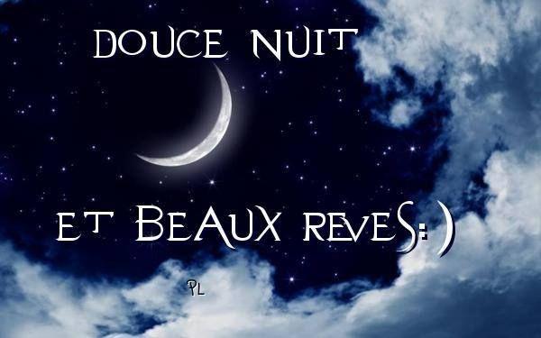Je Te Souhaite Une Douce Nuit étoilée Et Des Rêves Magiques