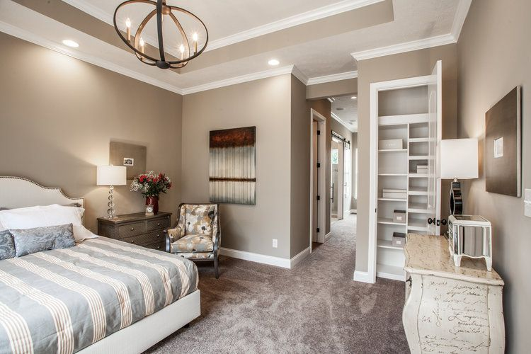 This Spacious Bedroom Features Great Lighting And Lots Of Storage Space.  The Perfect Place To Relax!