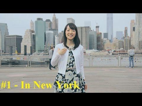 近藤 麻理恵/Marie Kondo - Tidy up with KonMari! - #1: In New York