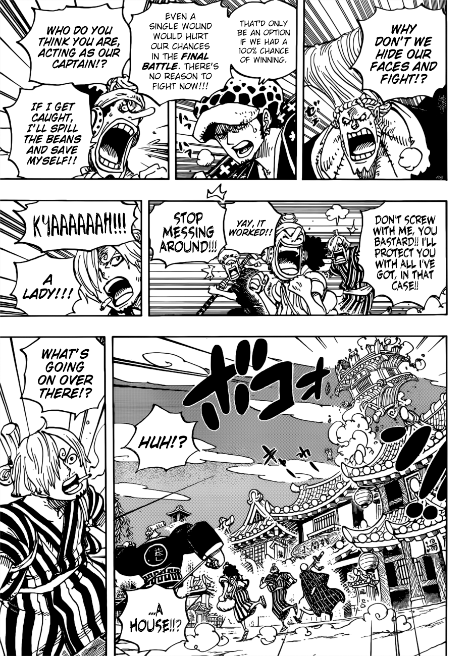Page 12 One Piece Chapter 930 Jaimini S Box One Piece Chapter One Piece One Piece Manga