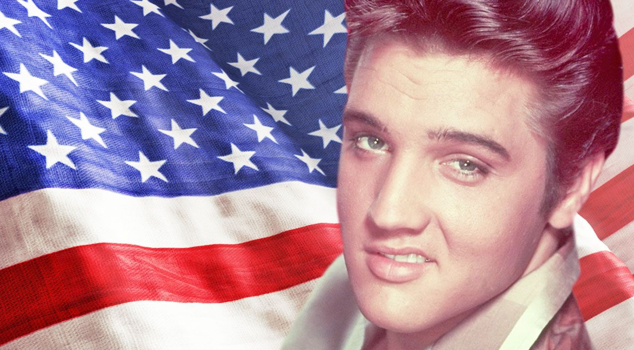 Elvis Presleys JawDropping Rendition Of America The Beautiful - States of america song youtube