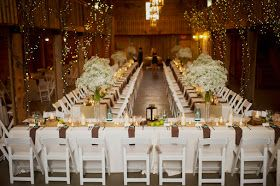 The Frosted Petticoat: Baby's Breath in the Barn