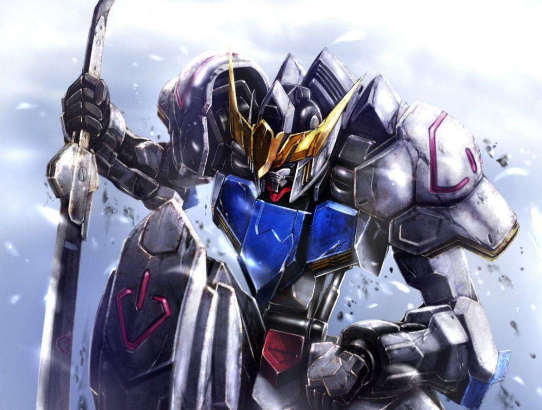 Gundam Barbatos Wallpapers Desktop Background Gundam Wallpapers Gundam Iron Blooded Orphans Gundam Art