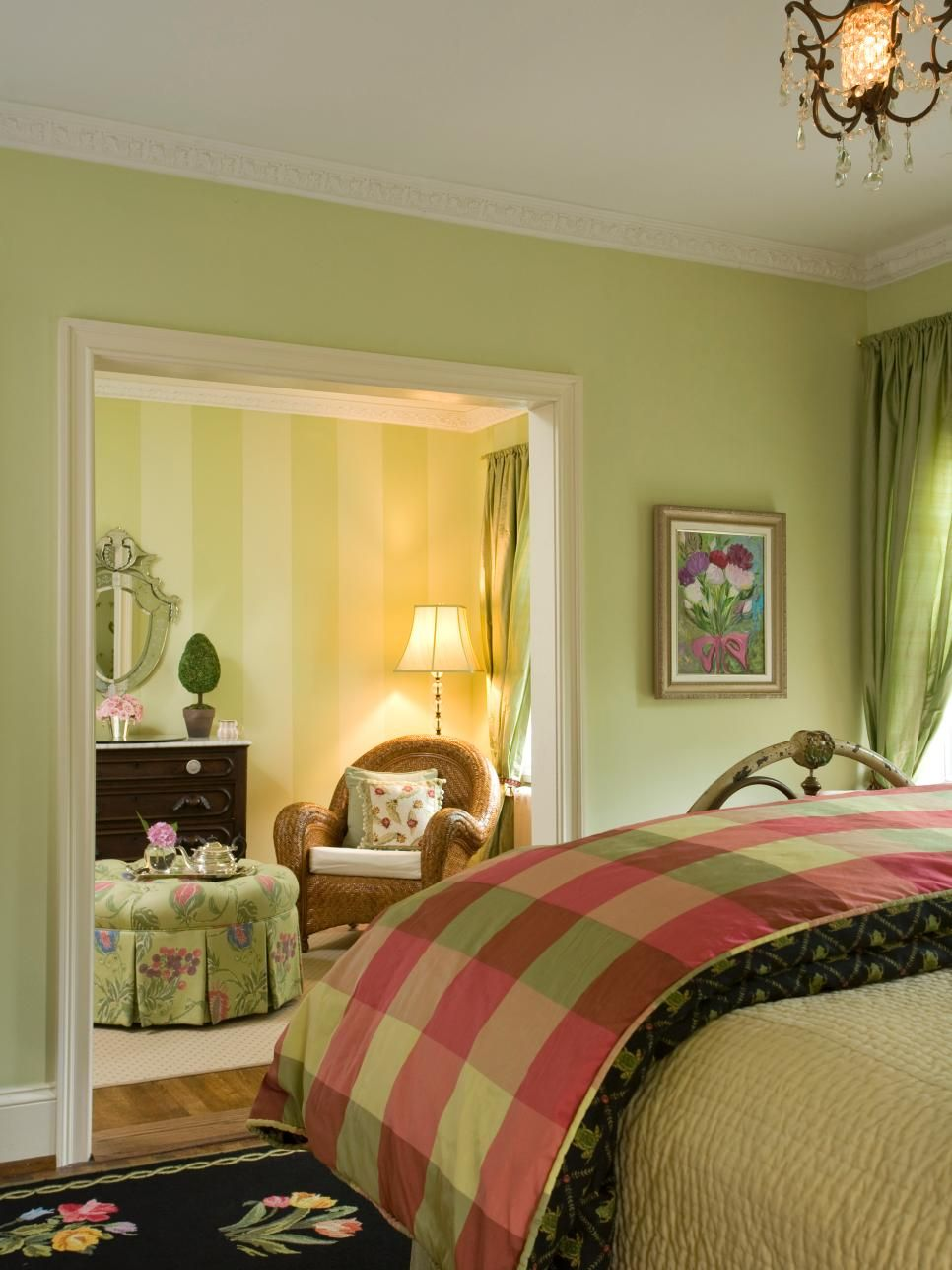 Bedroom Wall Colors must-see spring color trends | hgtv, bedrooms and spaces