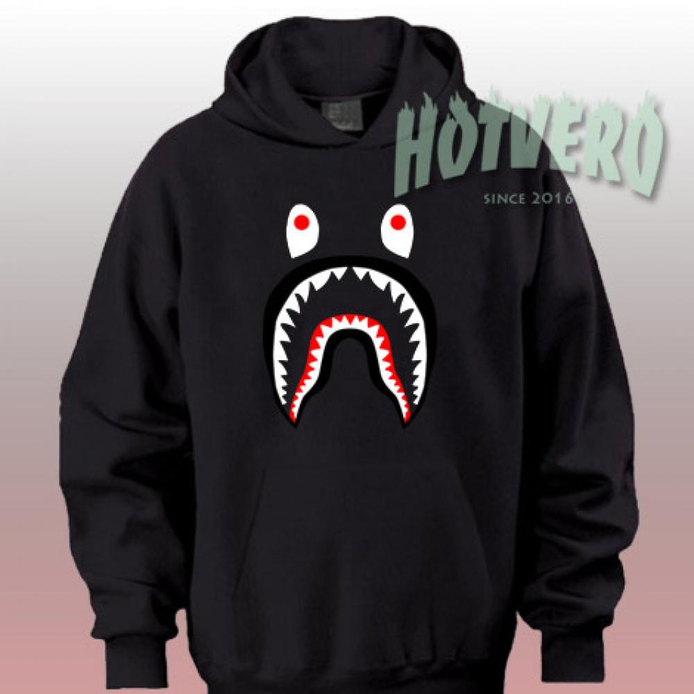 cf34f0b4aa03 Bape Shark Unisex Custom Hoodie   Price  32.00    cheapurbanclothing