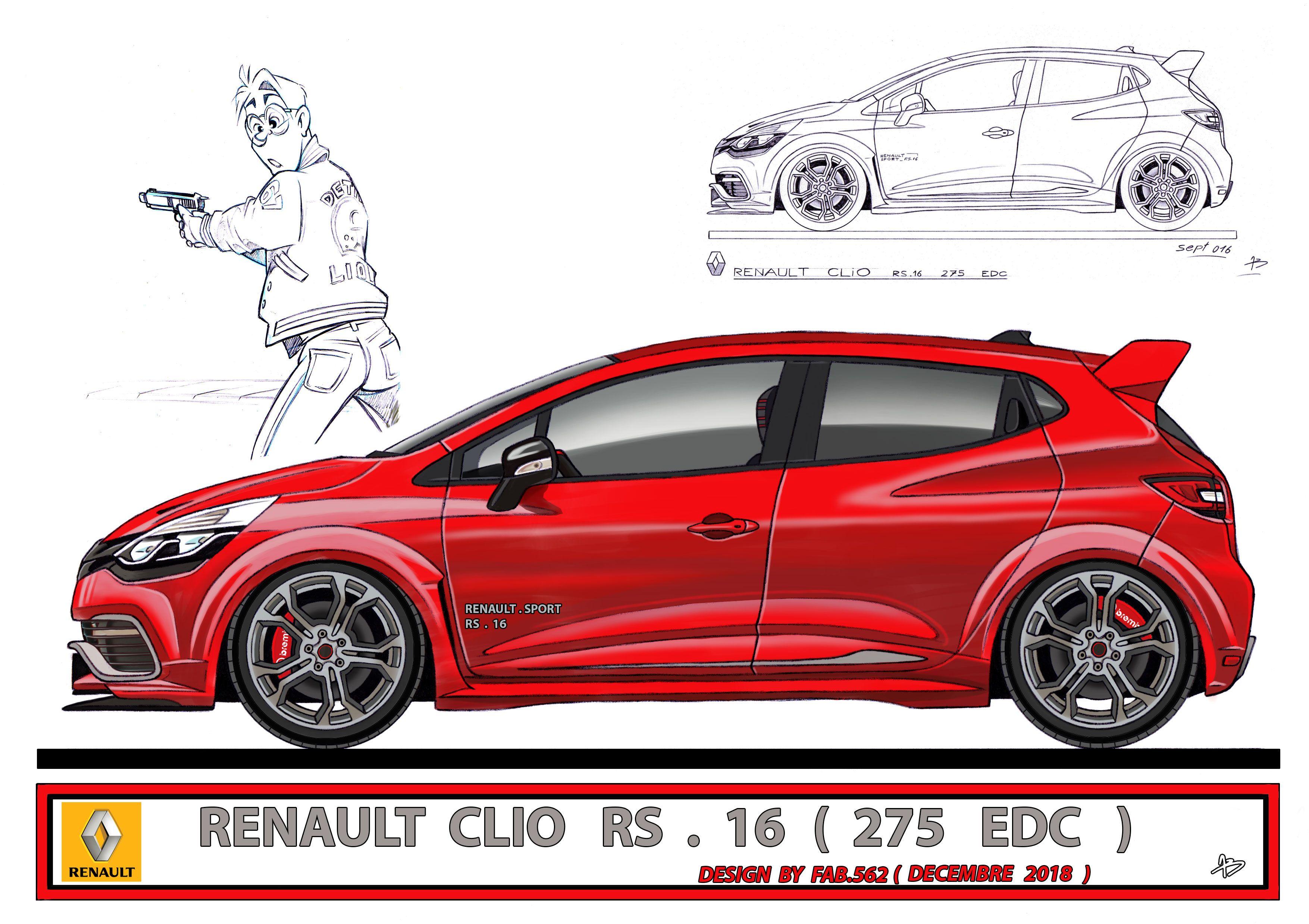 Renault Clio 4 Rs Renault Clio Clio Renault