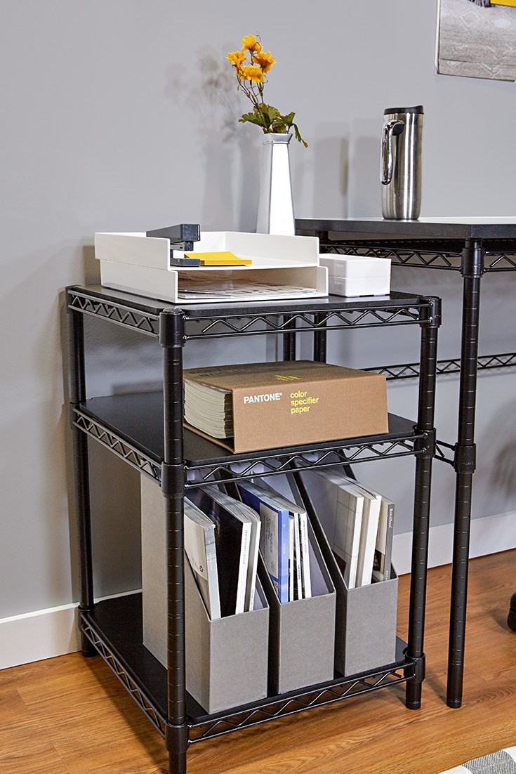 Office Wire Racks - WIRE Center •