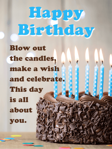 A New Adventure To Begin Happy Birthday Card For Him Birthday Greeting Cards By Davi In 2020 Happy Birthday Cards Birthday Wishes For Him Birthday Cards For Him