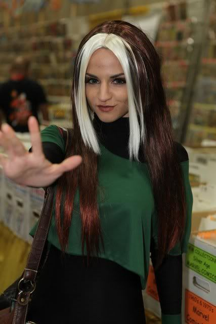 Rogue Is A Fictional Character Appearing In Most Of The Marvel Comics X Men Related Titles Description From Imgarcade Com I Sear My Pictures Appearance Image