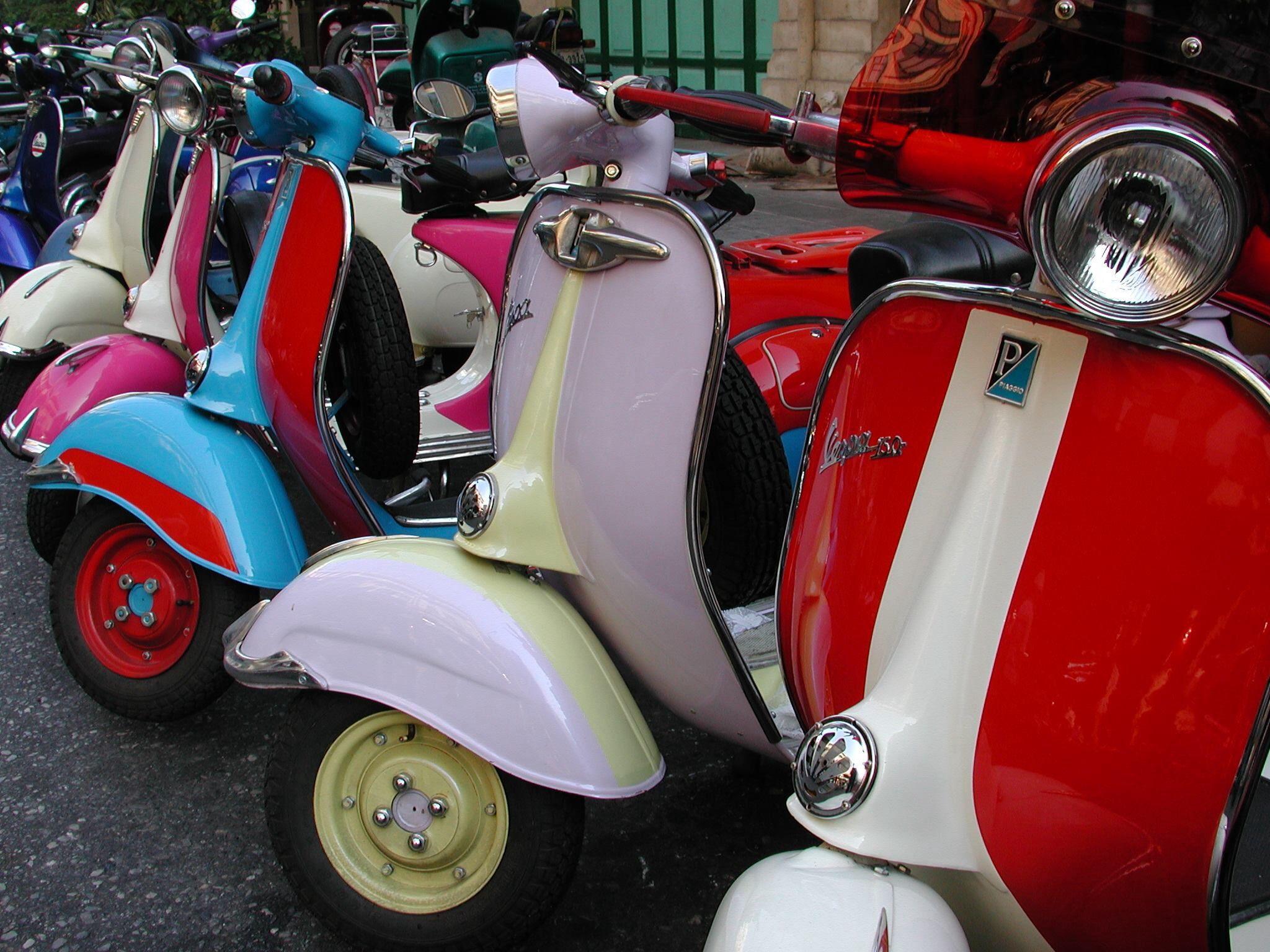 Lilac vespa | Scooter | Pinterest | Vespa, Vespa lambretta ...