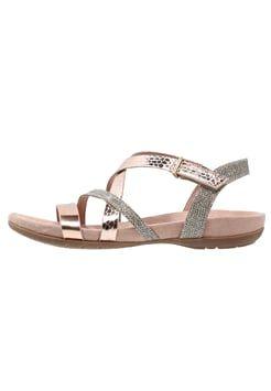 b6684ff5 Tamaris - Sandaler & sandaletter - rose/platinum | Favo | Pinterest ...