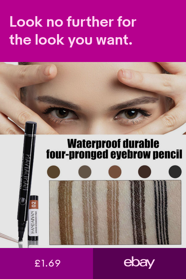 5 Colours TATTOO BROW Microblading Eyebrow Definer Fork