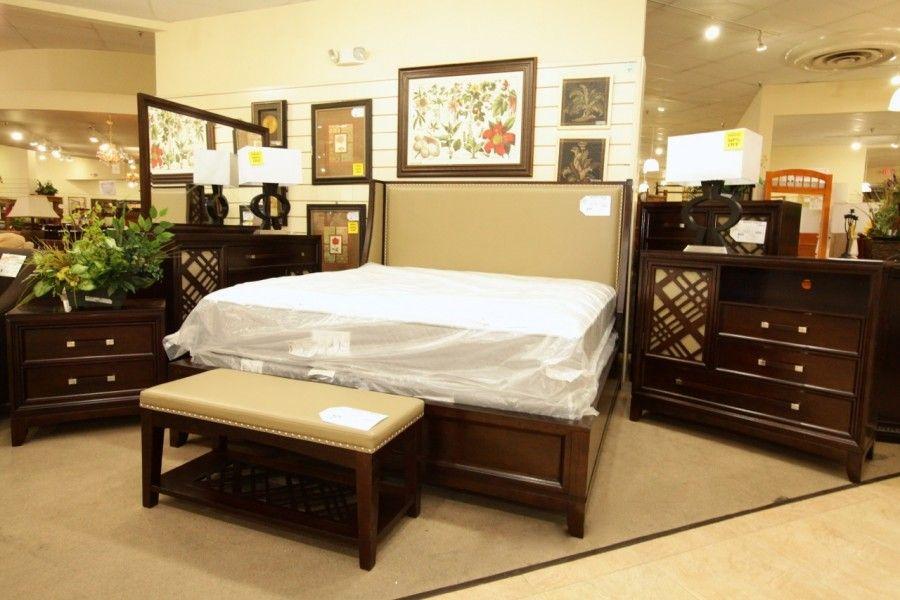 Najarian King Bedroom Set Colleen S Classic Consignment Las