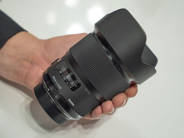 20 20 Vision Hands On With Sigma S 20mm F1 4 Art Art Lens Best Laptops Cheap Camera Lenses