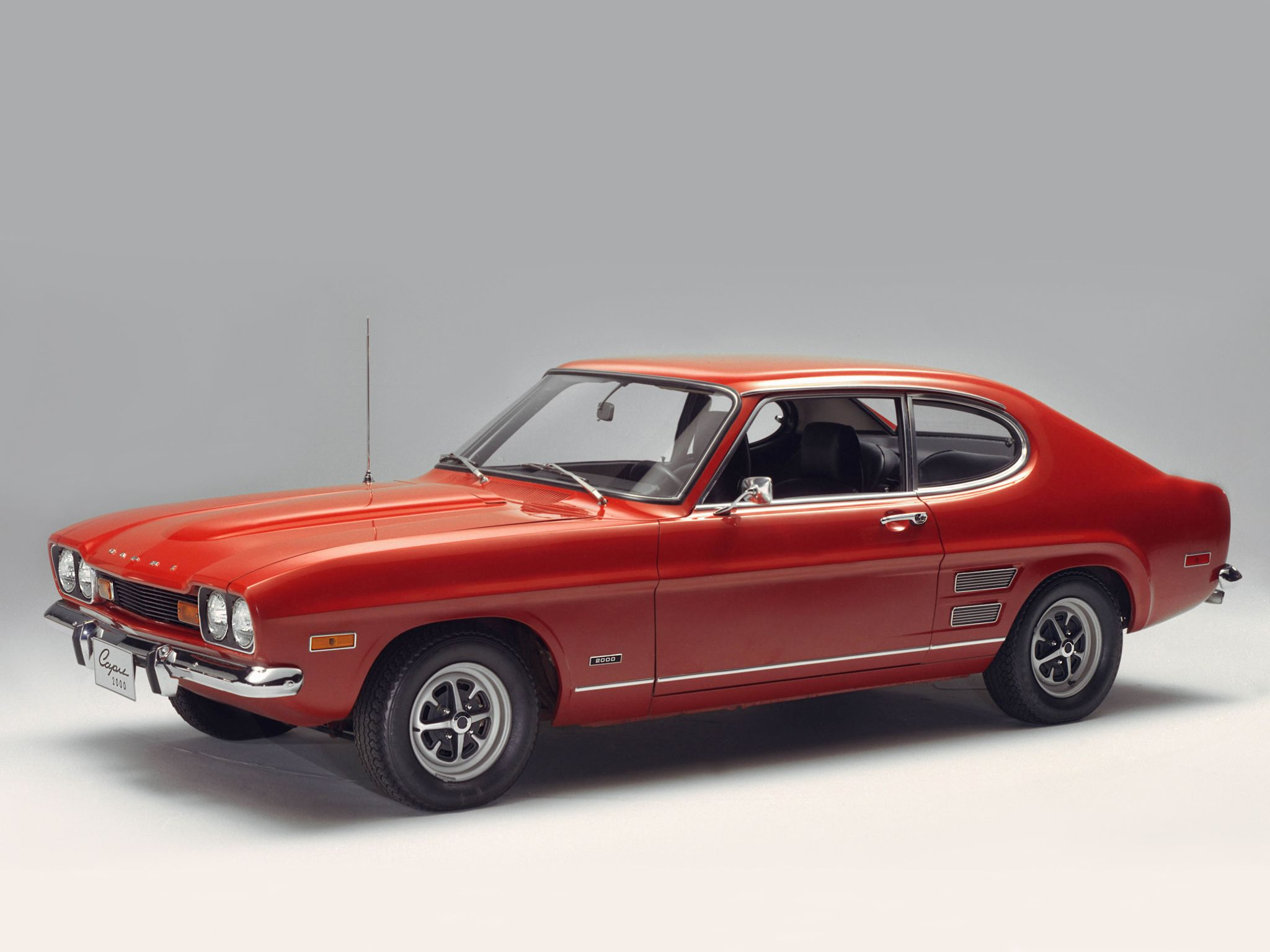 Ford Capri They Were Good Cars Ford Capri Mercury Capri Ford