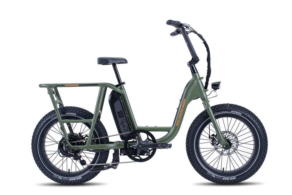 RadRunner Electric Utility Bike in 2020 Power bike, Best