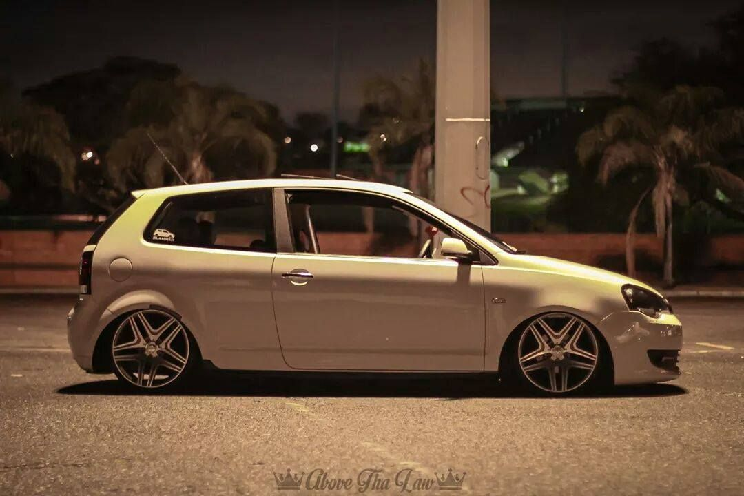 VW club South Africa. Polo vivo 3dr dropped suspension