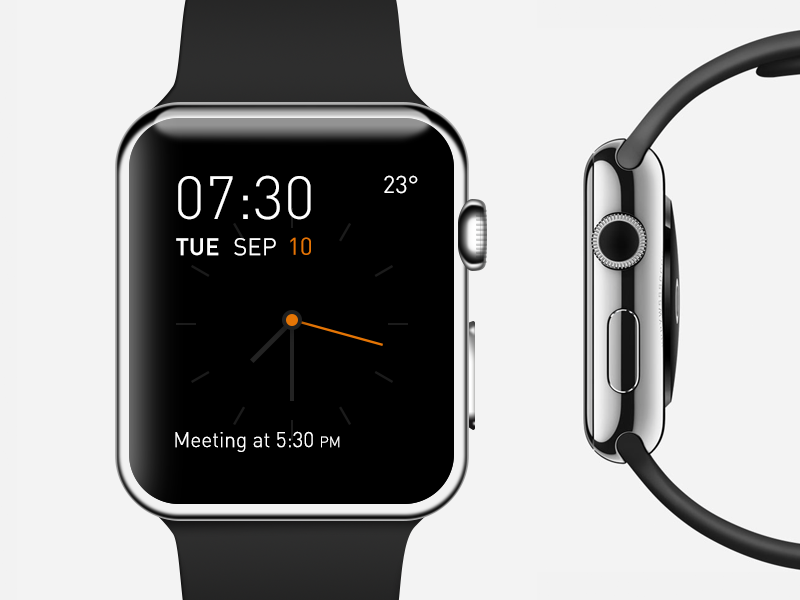 The 50 Best Apple Watch Face And App Concepts So Far Apple Watch Faces Apple Watch Best Apple Watch