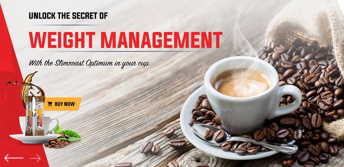 Valentus Slimroast Coffee Lose Weight Feel Great Join The