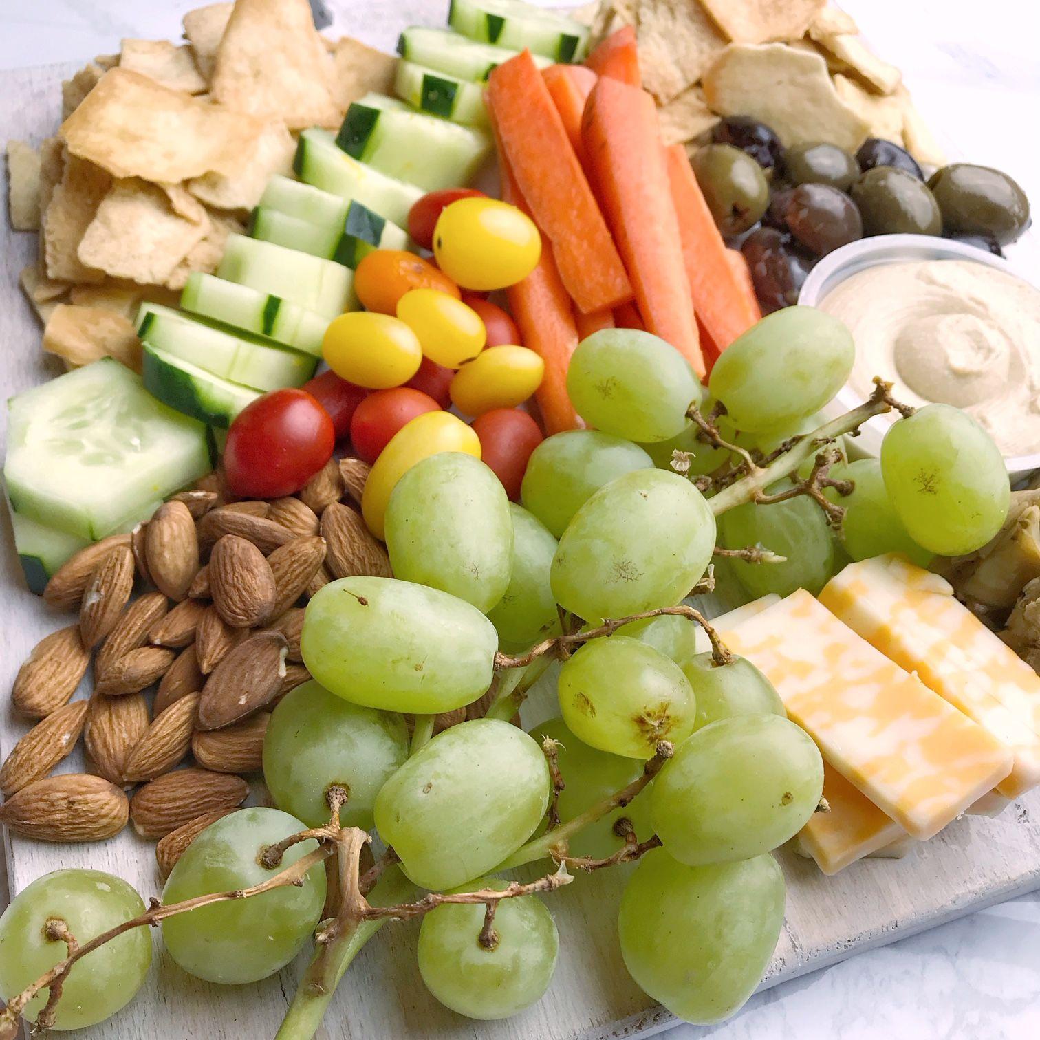 Healthy mediterranean mezze platter healthy healthy