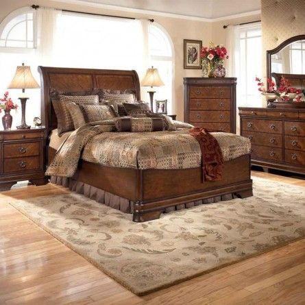 ASHLEY HAMLYN QUEEN BEDROOM SET - Bedroom Sets - Bedroom ...