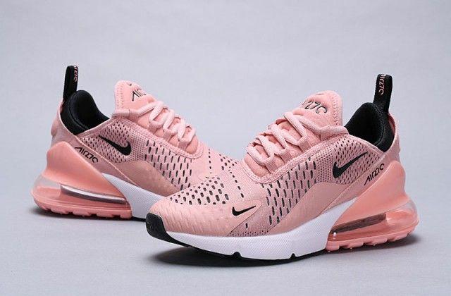 Womens Nike Air Max 270 Sneakers Coral StardustBlack Summit