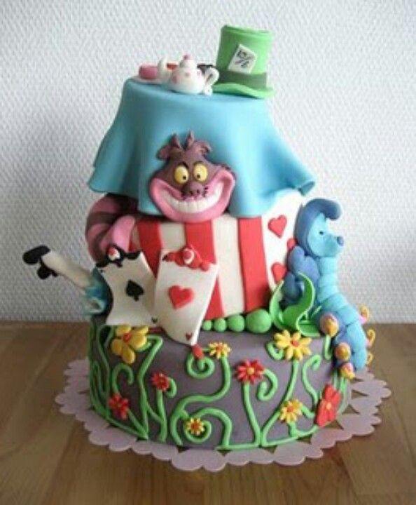 Chesire Cat Sweet Ideas For Sugarellas Sweet Things Pinterest