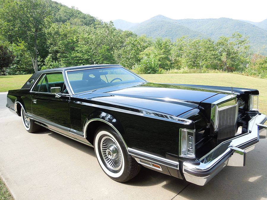 1979 Lincoln Mark V for sale | Lincoln: The Car | Pinterest | Cars