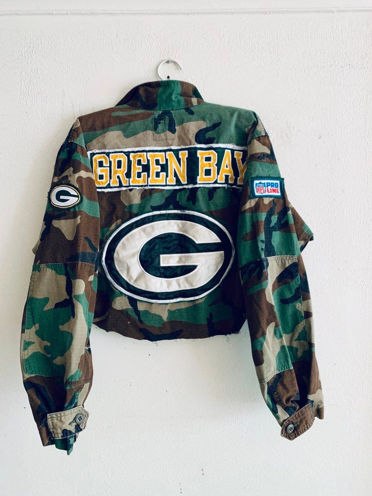 green bay packers camo shirt