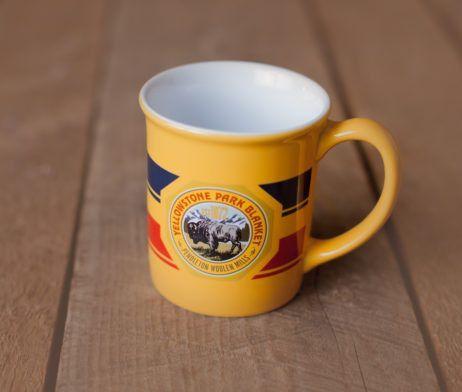 Pendleton Yellowstone National Park Mug