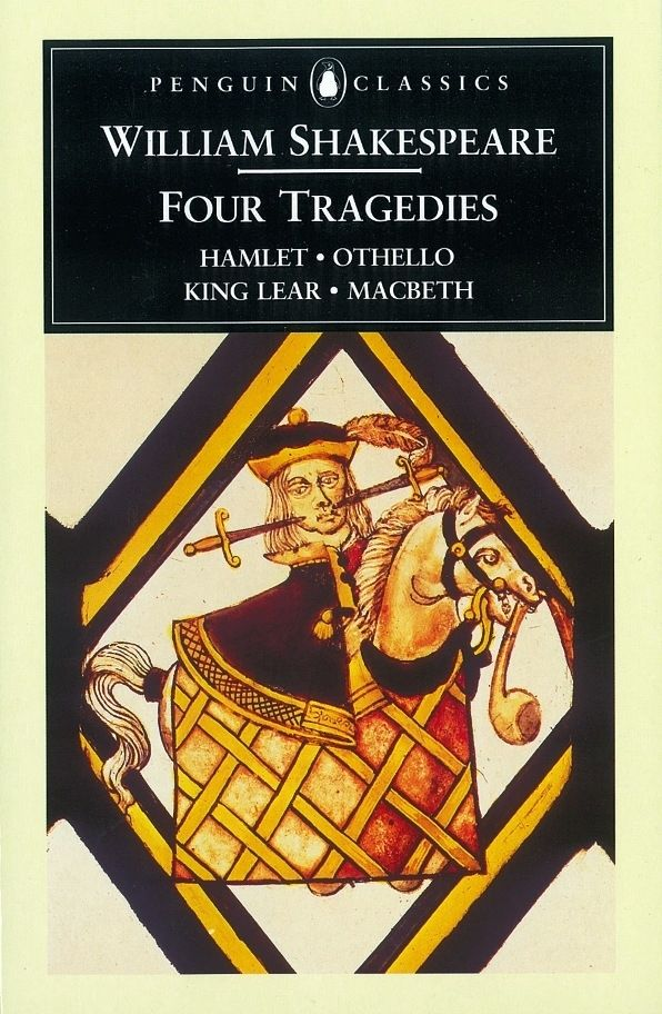 william shakespeare tragedies list