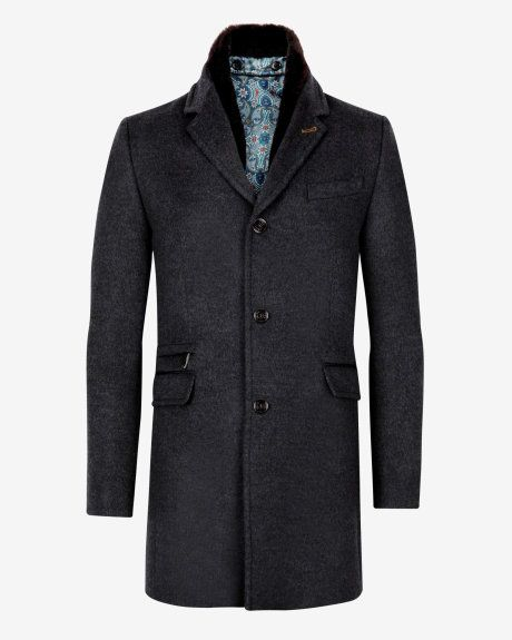 ted baker coat Classic choice Ted baker has many varieties for men and love