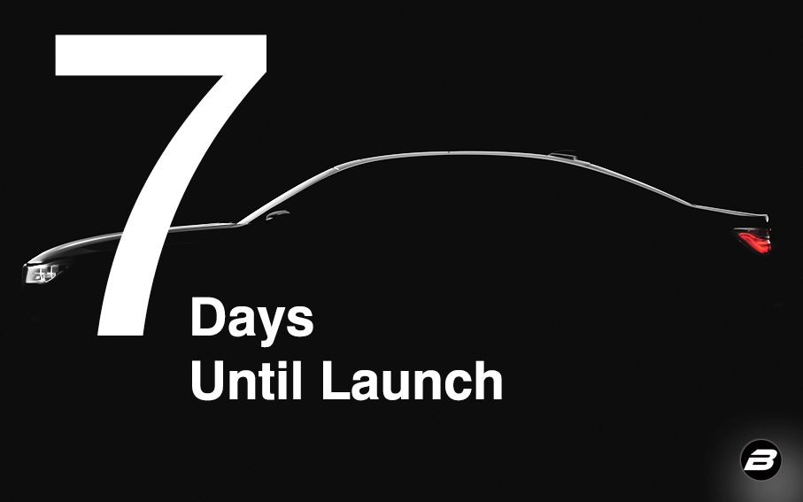 BMW enthusiasts, something exciting is unveiling in 7 days... #BMW7Series