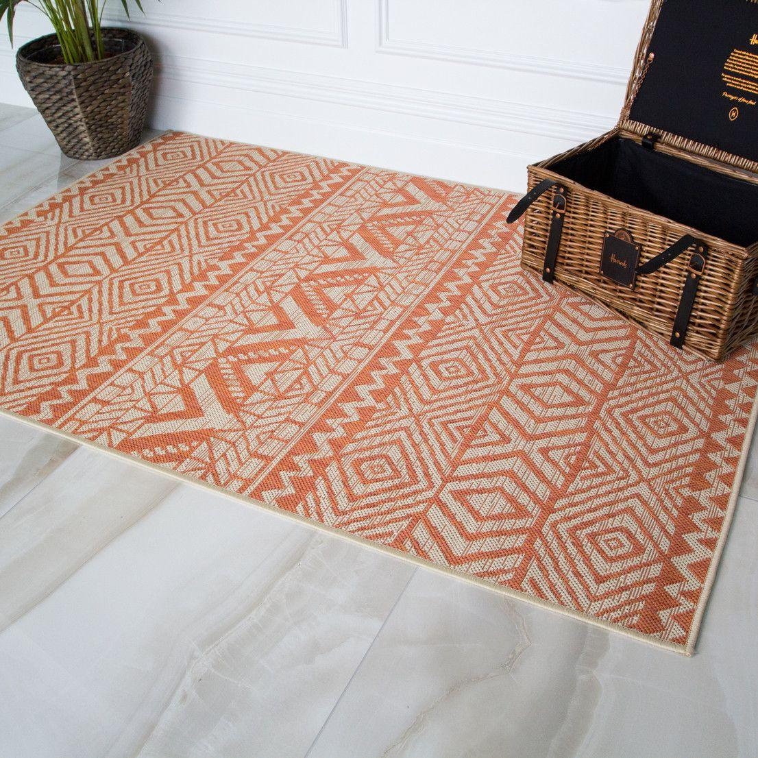 Terra Moroccan Tribal Indoor Outdoor Rug Habitat Kukoon Washable Rugs Indoor Outdoor Rugs Indoor Rugs
