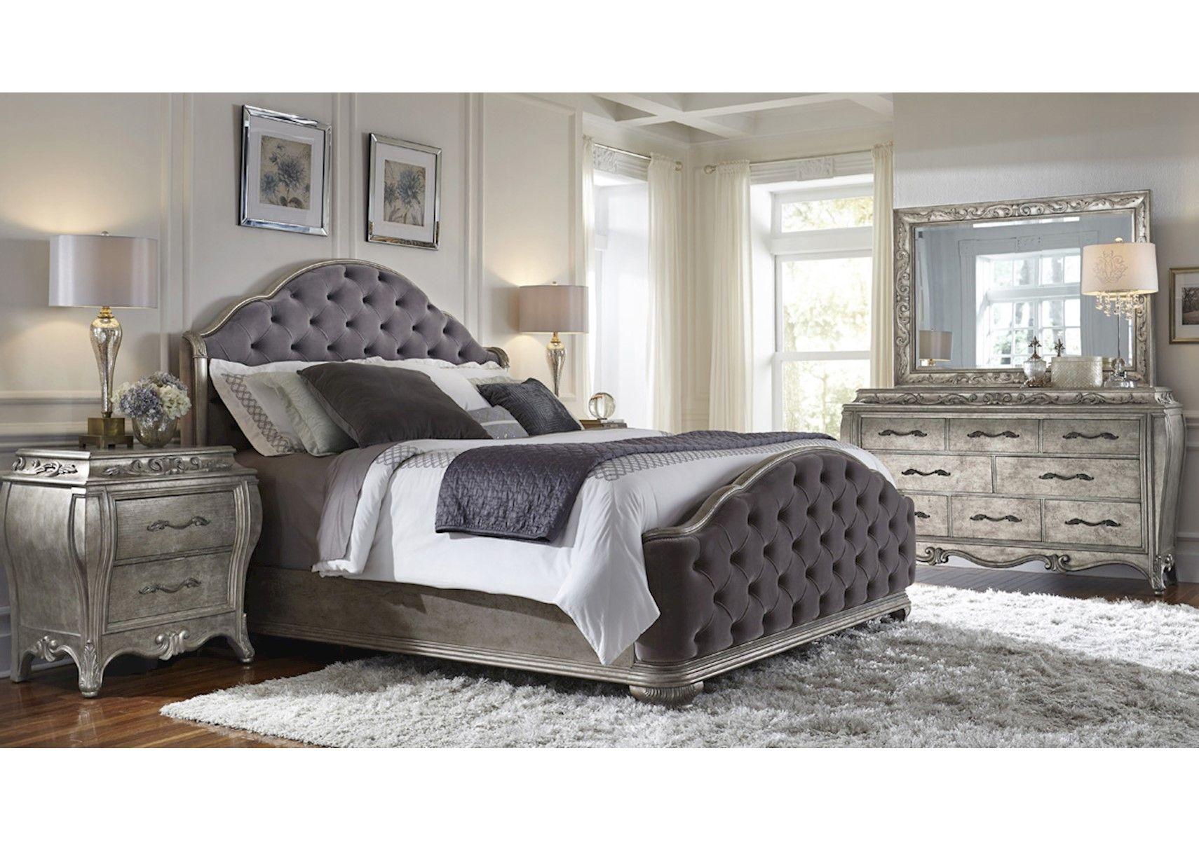 Lacks   Tuscany Valley 4 Pc Queen Bedroom Set   Transitional Style Home    Pinterest   Queen Bedroom Sets, Queen Bedroom And Bedrooms