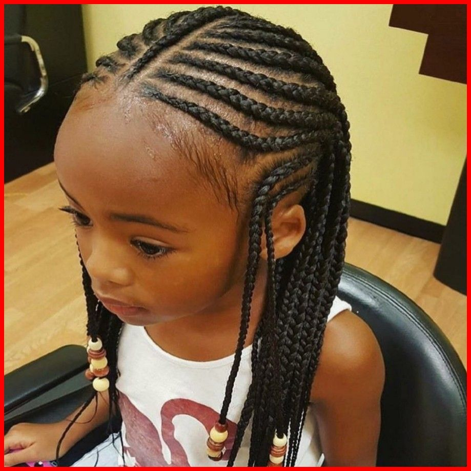 Pictures little braided hairstyles girl