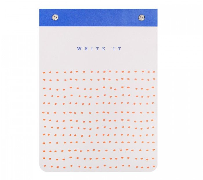 Use this gorgeous Notepad for all of your meeting notes, ideas - meeting note pad