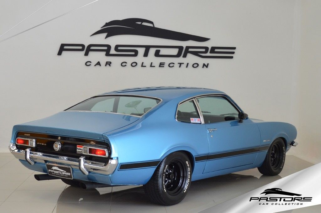 Ford Maverick Gt 1975 Pastore Car Collection Ford Maverick Gt
