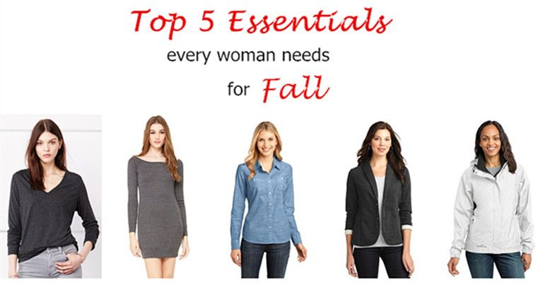 Top 5 Essentials Every Woman Needs for Fall from NYFifth