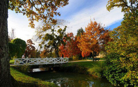 Parc Beaumont Pau