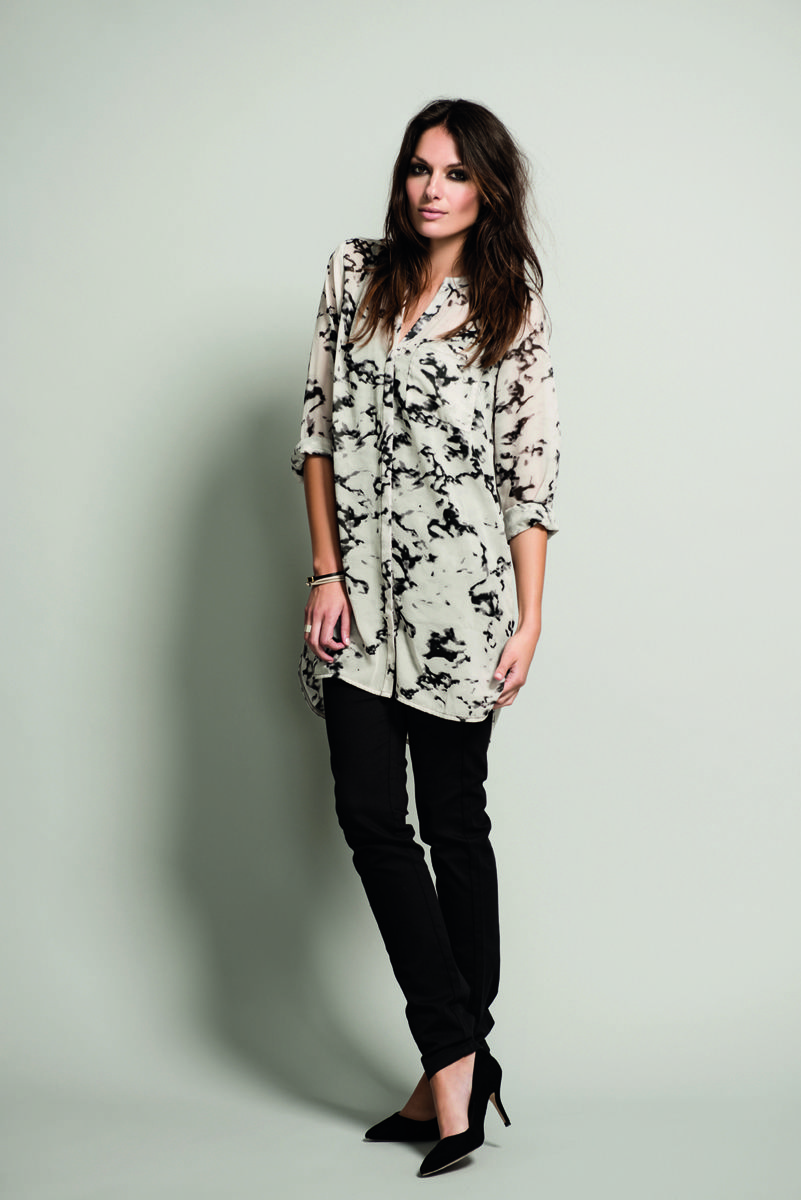 soyaconcept - shirt - tunic - pants
