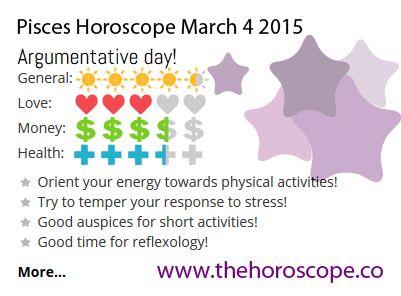 horoscop pisces 4 marchie