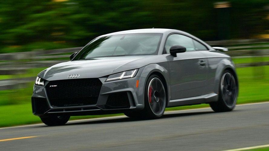 2018 Audi Tt Rs Audi Tt Rs Audi Tt Audi