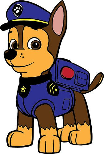 chase free | Svg Files Downloaded | Pinterest | Paw patrol ...