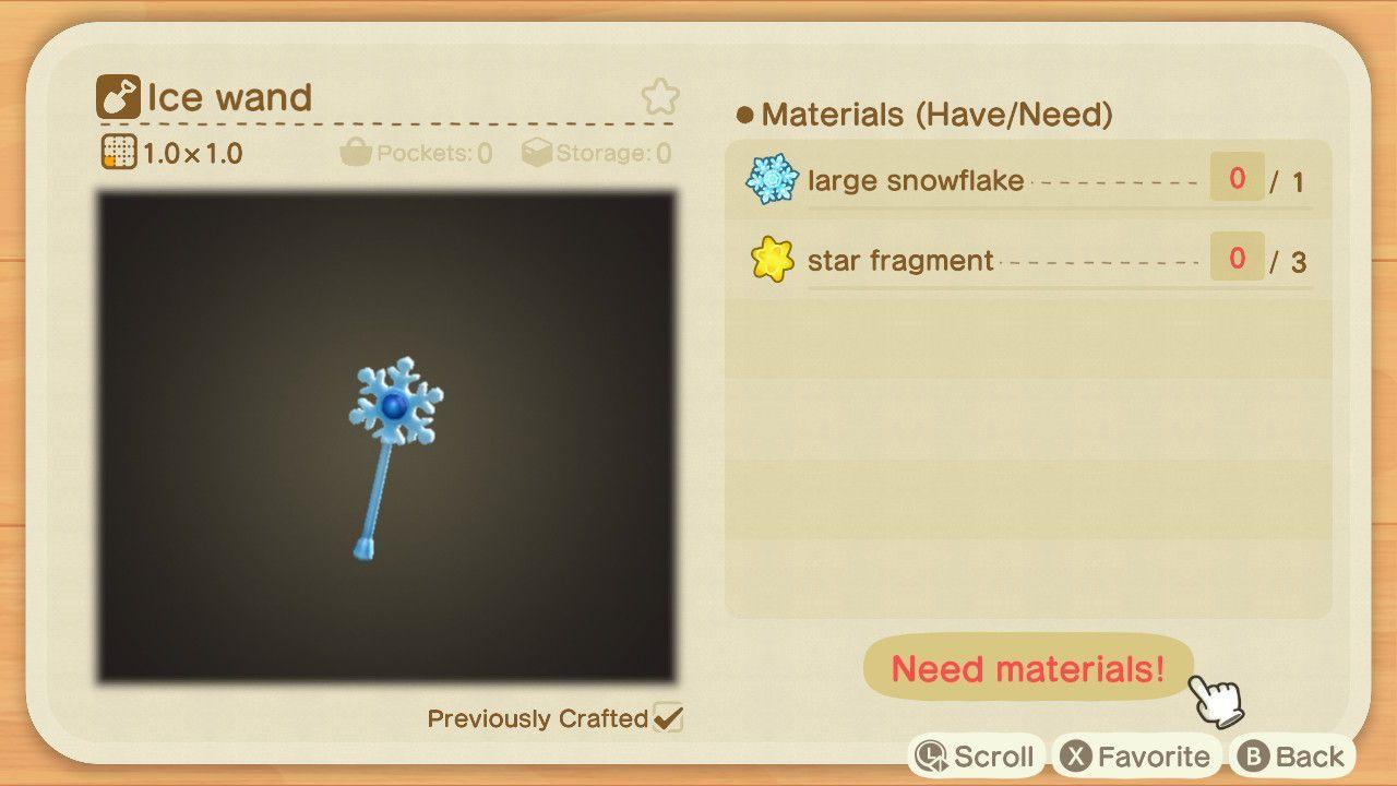 Animal Crossing New Horizons Perfect Snowboy Guide And Diy Recipe List Polygon Snow Flakes Diy Diy Food Recipes Animal Crossing
