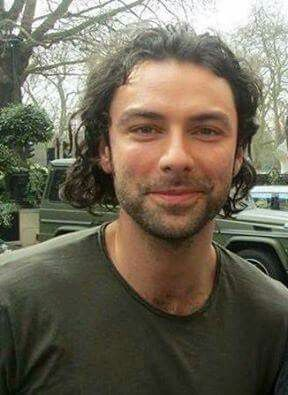 Aidan Turner I've never fallen for a tight bod alone...I need my man to be a free spirit with back bone no games no bullshit who is proud of who he is. ... and eyes that show it all....A man who can let his hair down and laugh at himself! Aidan Turner arrives..... and I'm too bloody old and past my pretty prime :-(
