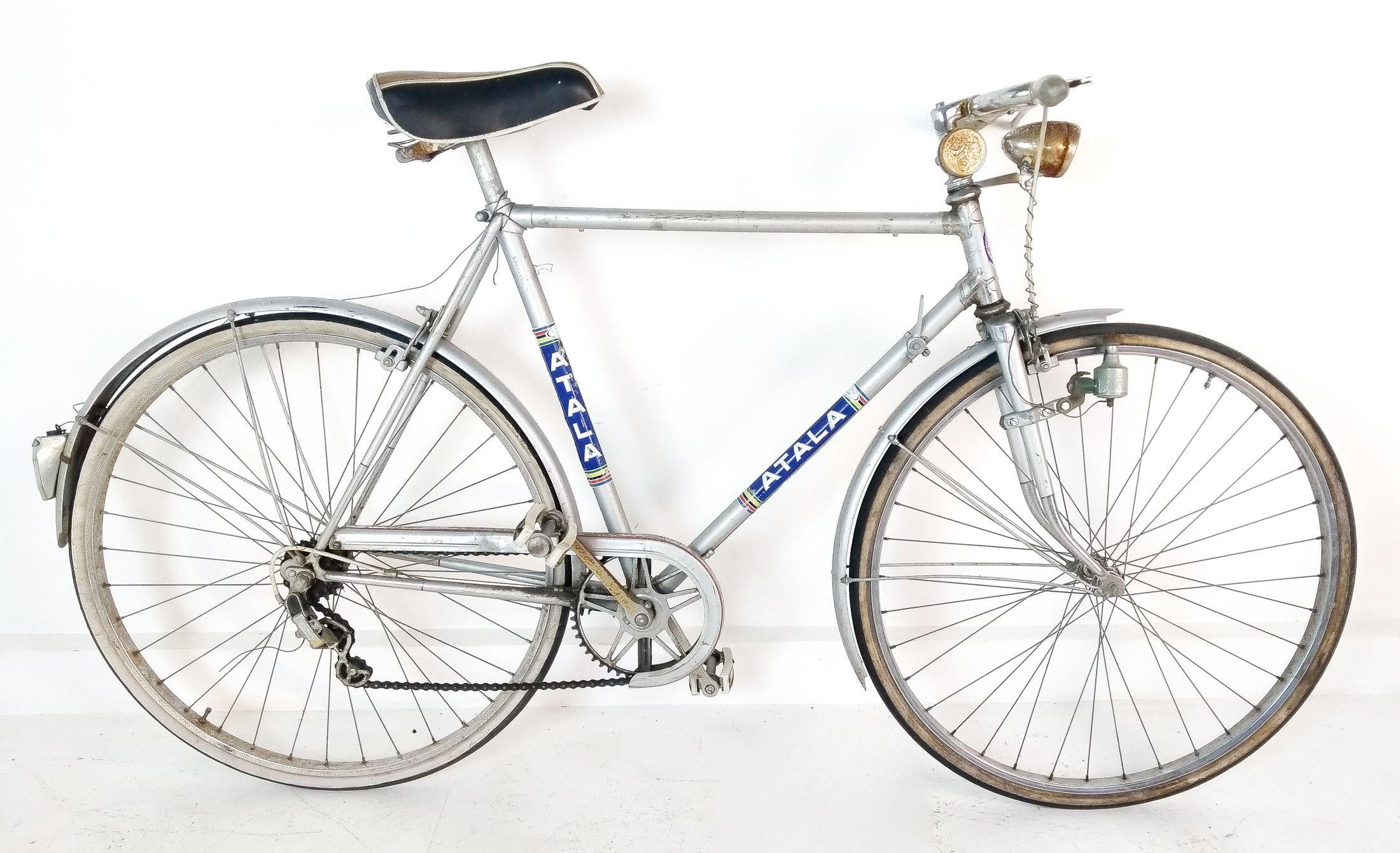 Bicicletta Depoca Officine Meccaniche Atala Numero Di Telaio
