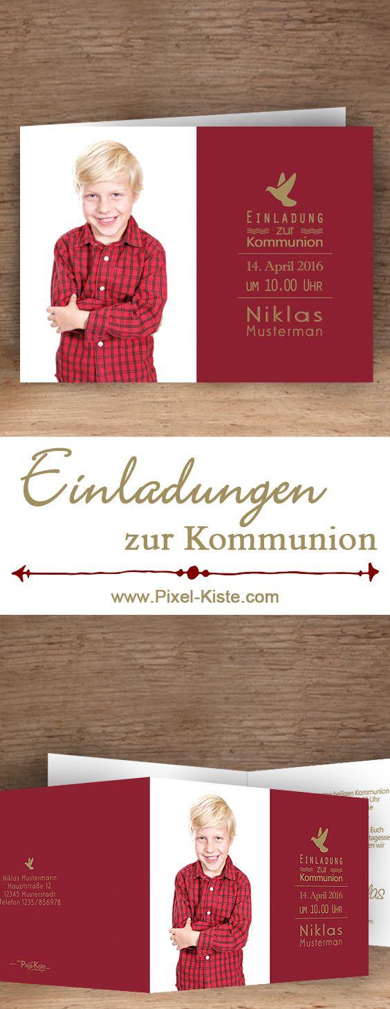 einladungskarten f r die kommunion oder konfirmation drucken lassen ab 0 60 euro. Black Bedroom Furniture Sets. Home Design Ideas